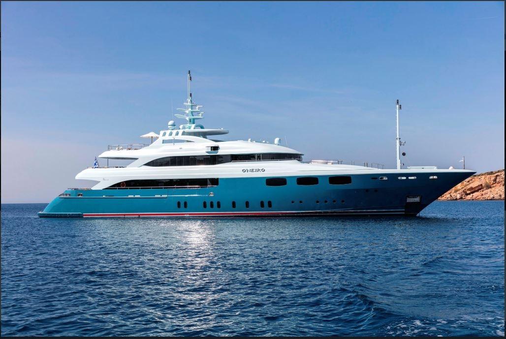 Golden Yacht 2008