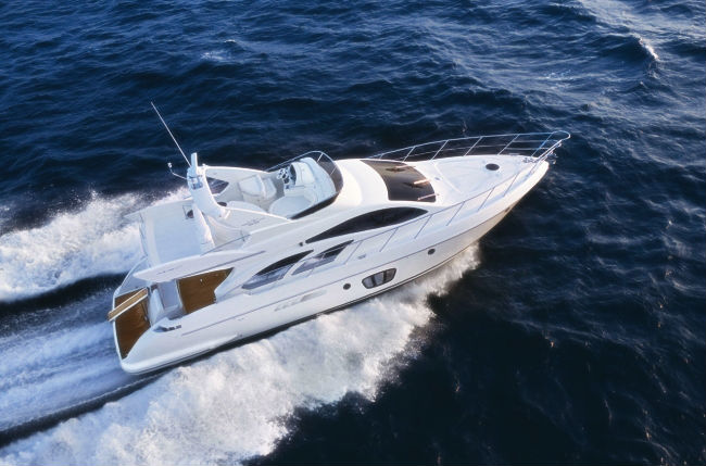 Costa Mar Azimut 2008