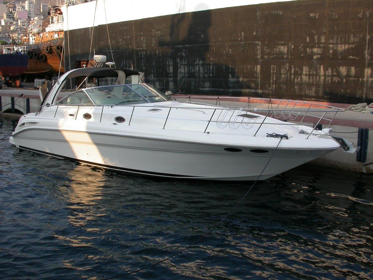 Sea Ray 410 Sundancer 2003