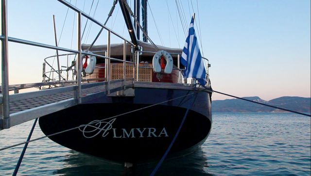 Almyra Custom 1996 / 2012