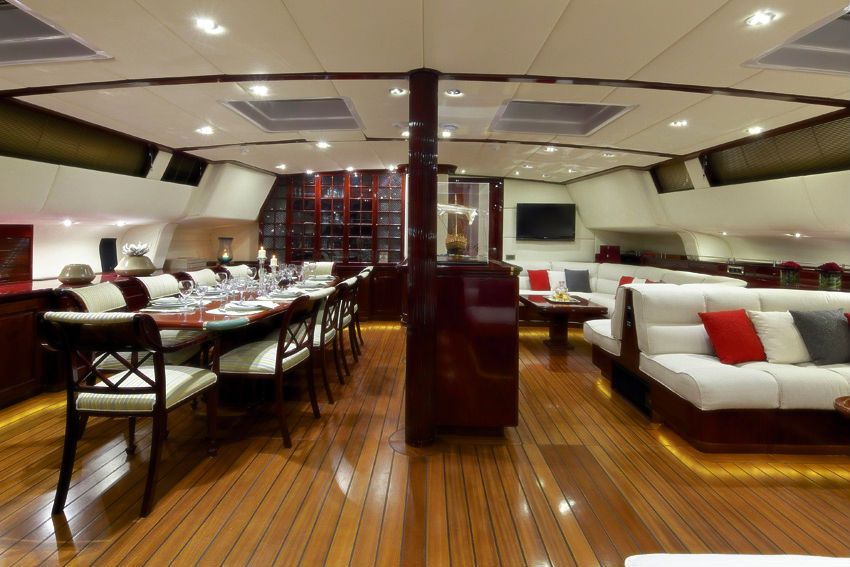 Sterling Yachts 133 ft 1995 / 2009