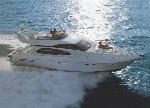 Aristotelis 58 ft Azimut