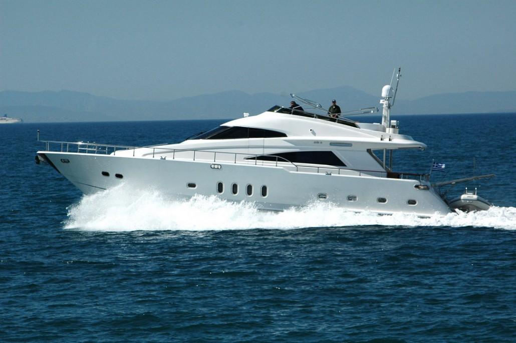 Alexandros II ABC Yachts 2006